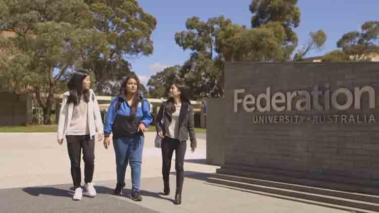 Federation University Location