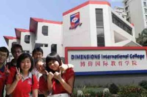 Dimensions College Reviews