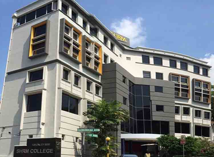 SHRM College Singapore Fees