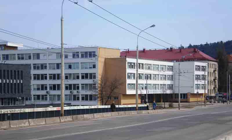 Vilnius College In Lithuania