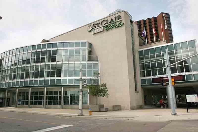 St.-Clair-College in Canada