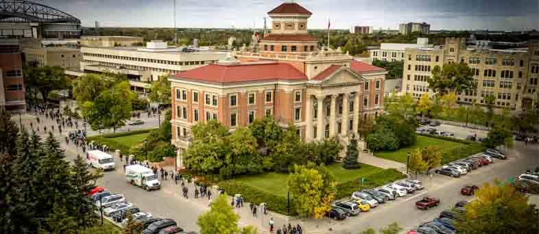University Of Manitoba Canada