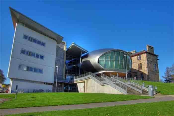 Edinburgh Napier University Review