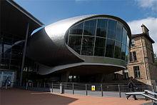 Edinburgh Napier University Address